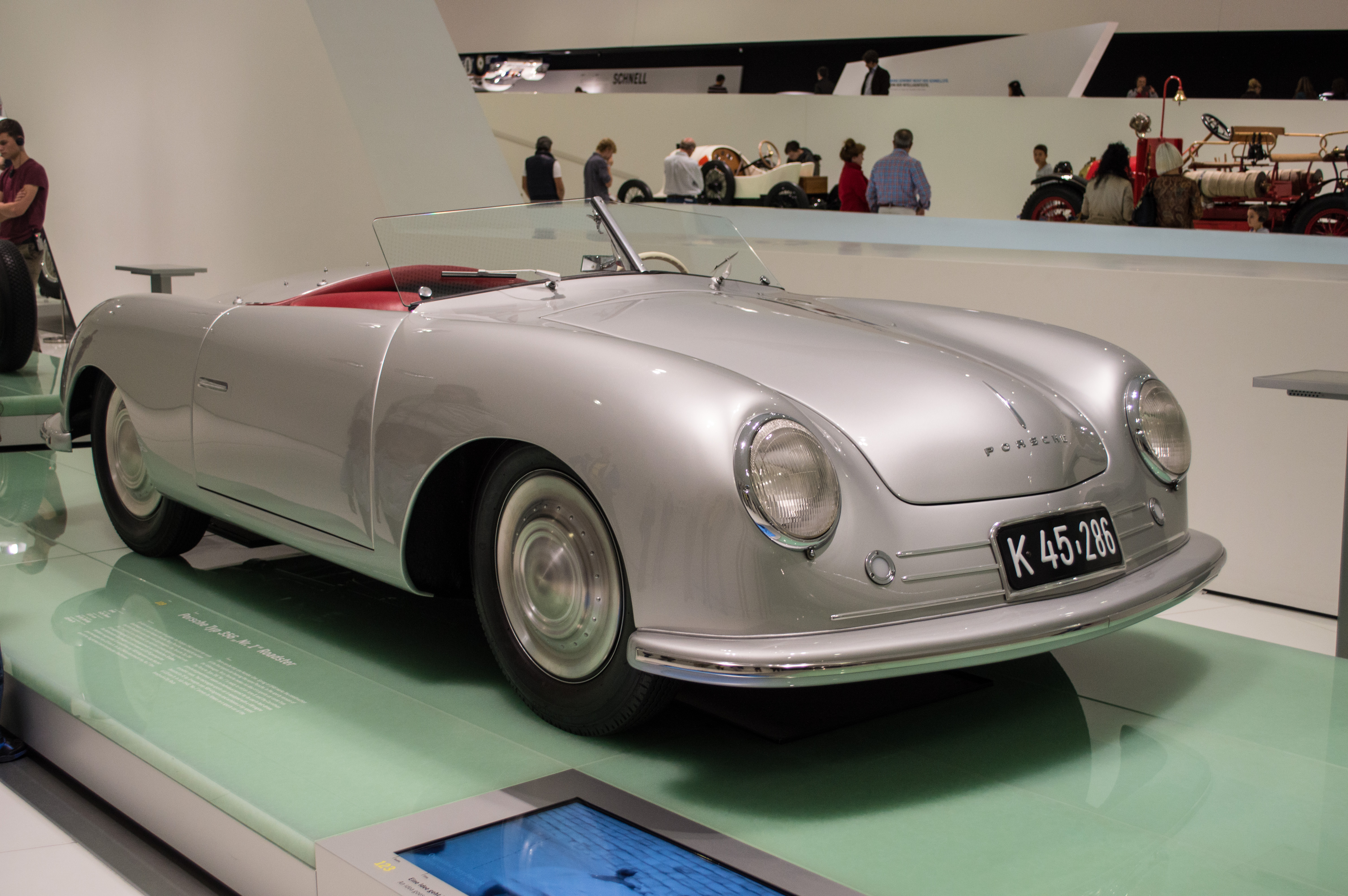 48 Type 356 Roadster Wound For Lifewound For Life