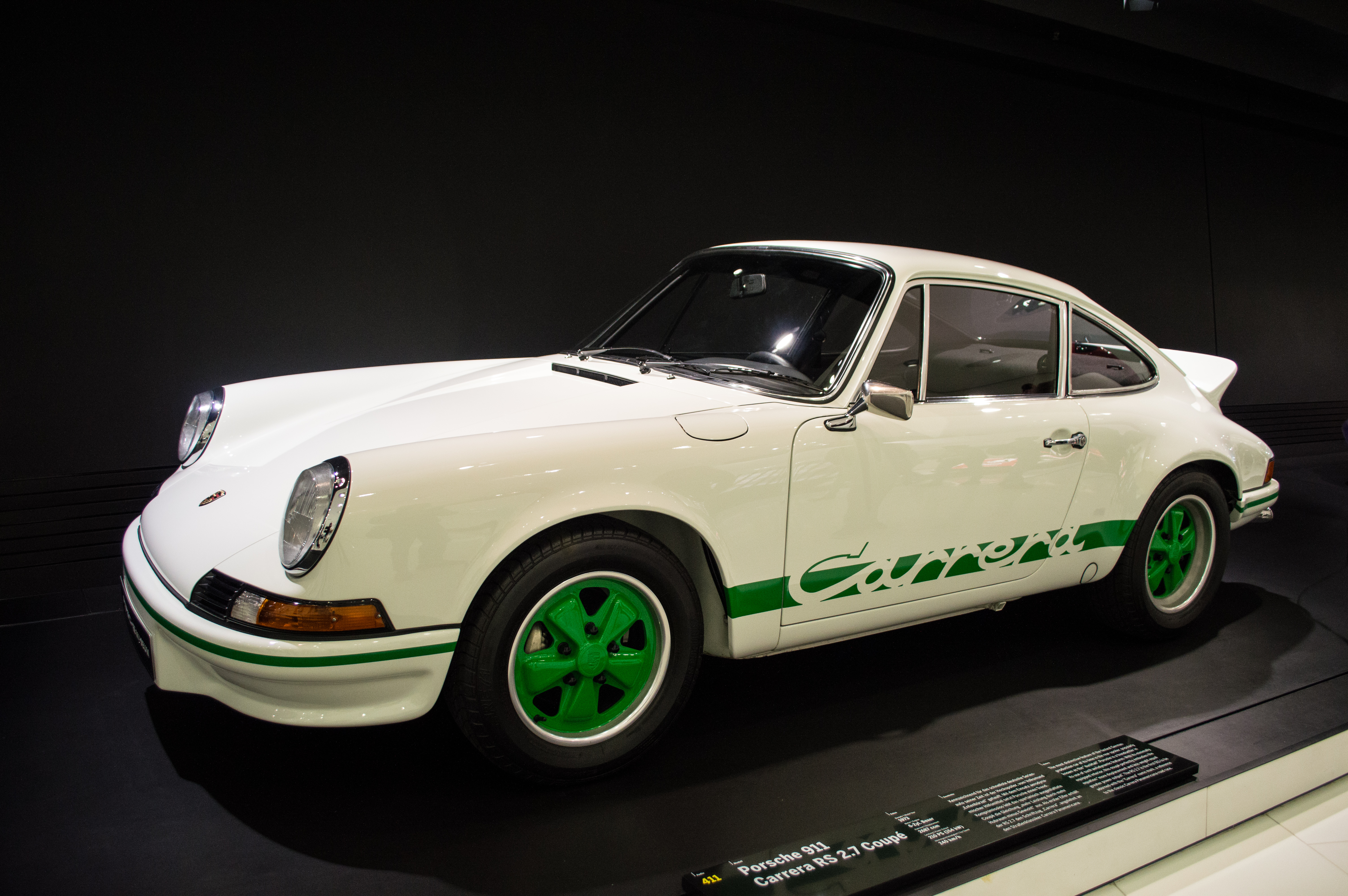 73 911 Carrera Rs 2 7 Coupe 2 Wound For Lifewound For Life