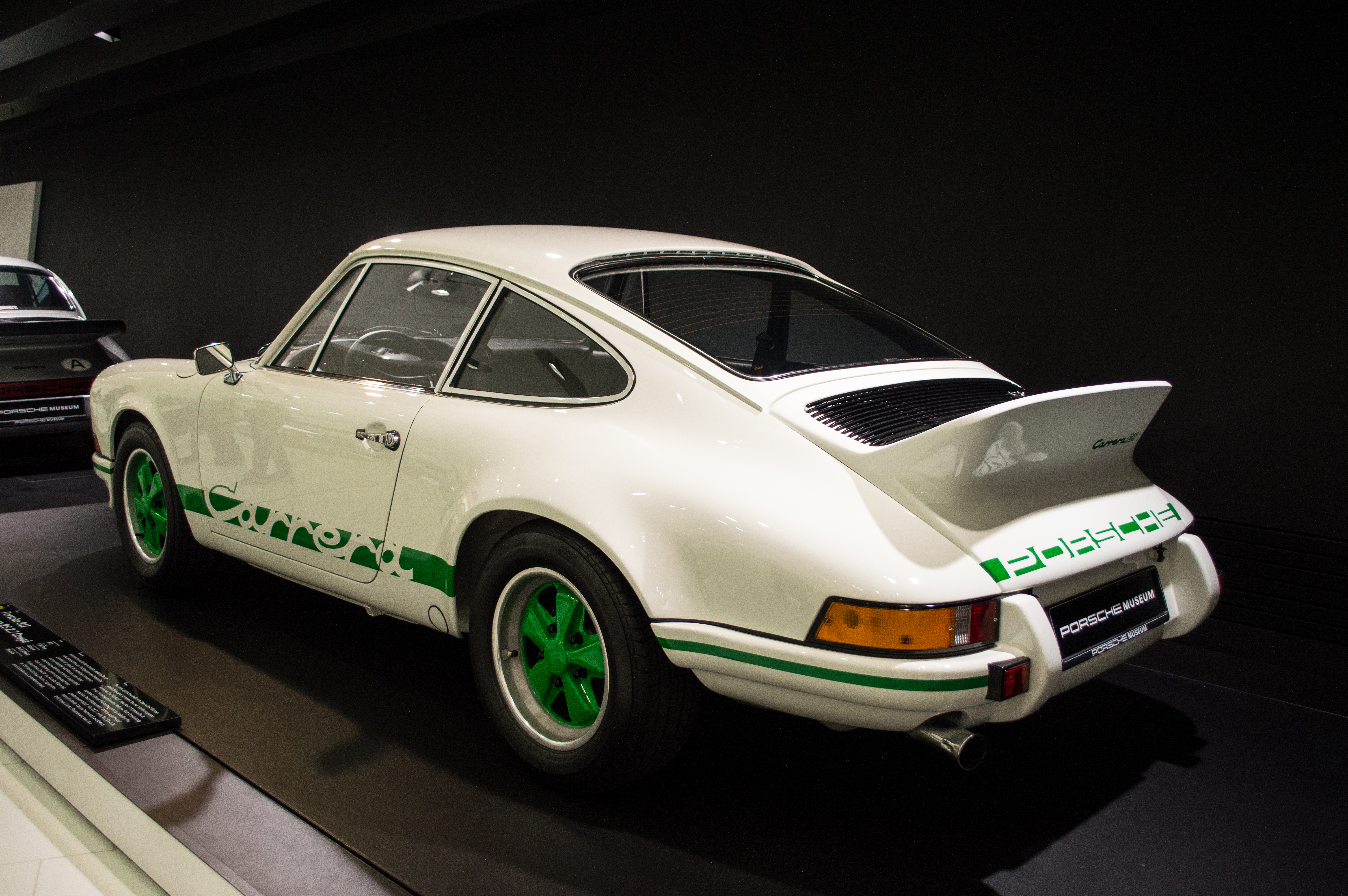 73 911 Carrera Rs 2 7 Coupe Wound For Lifewound For Life