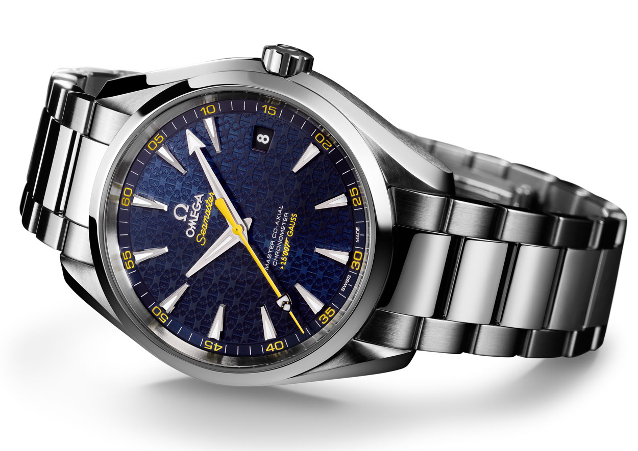Opinion: Fixing the James Bond Omega Watches - Wound For ...