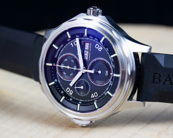 Ball Slide Chronograph