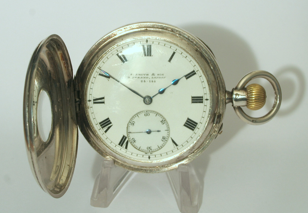 dating smiths pocket watches How to date or determine the age of a vintage wrist or pocket watch.