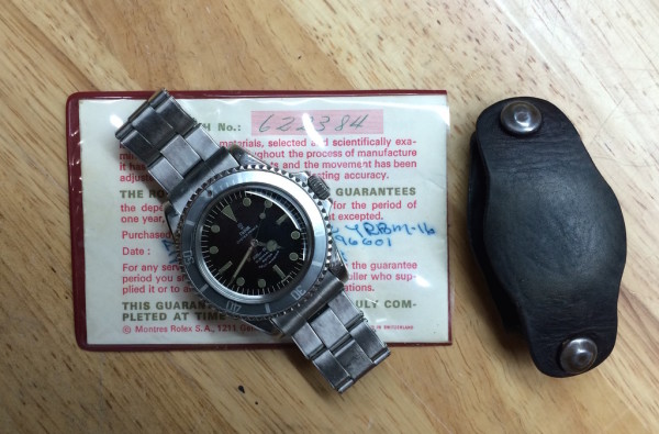 tudor submariner vietnam war