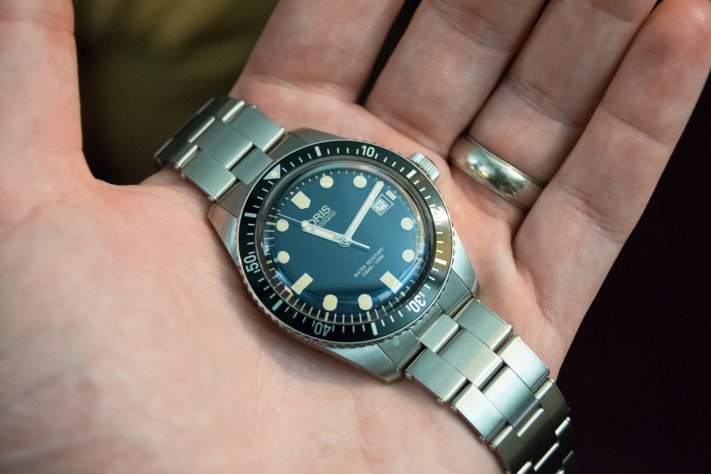 Looking For Oris Diver 65 With Blue Dial Replica