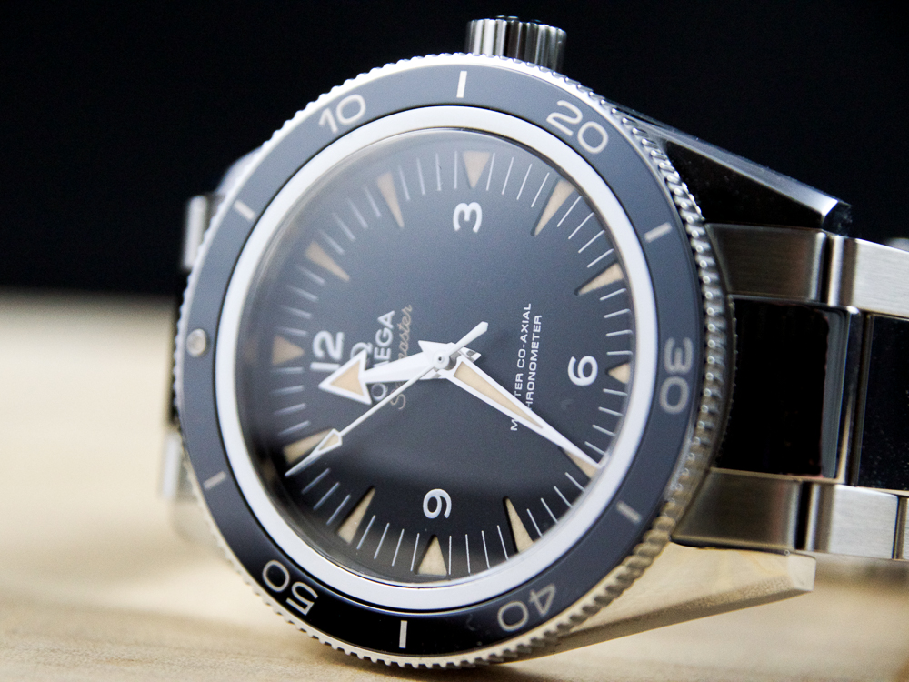 In The Flesh Omega Seamaster 300 Master Co Axial Wound